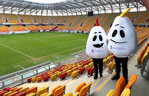 Stadion Jagiellonia Białystok